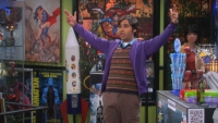 Raj Makes A Valentines Speech