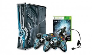 Halo 4 Limited Edition Console Picture