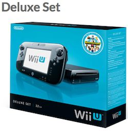 Wii U deluxe edition