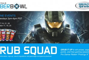 Gamer Grub Halo 4 FFA Tournament