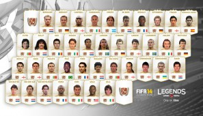 FIFA 14 Legends Xbox 360